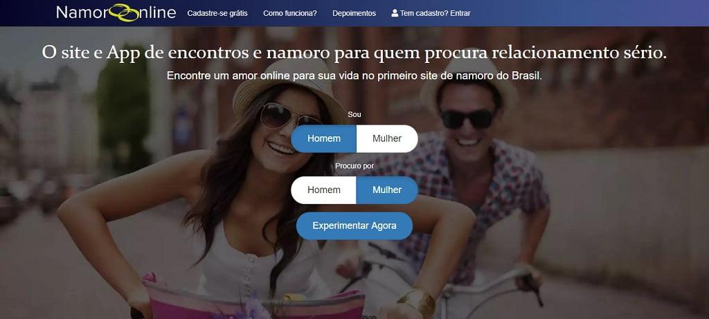 Site Namoro Online como funciona? Review Completa!
